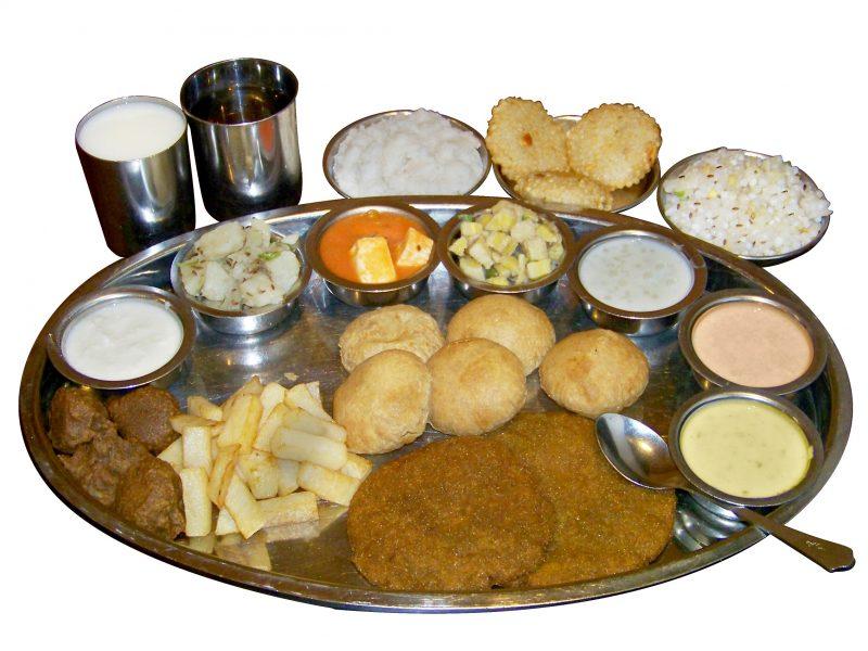 navratri-vrat-thali-khandani-rajdhani
