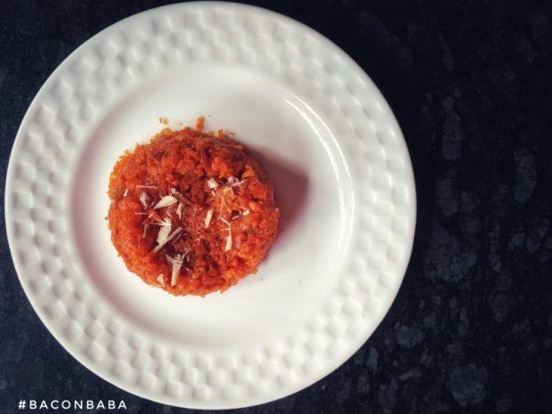 pashah baconbaba kabab gajar ka halwa