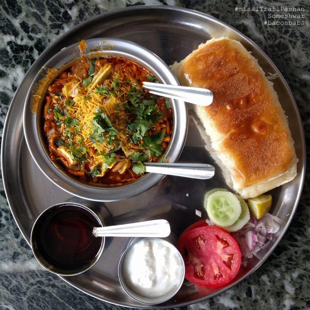 misal pashan baconbaba Someshwar