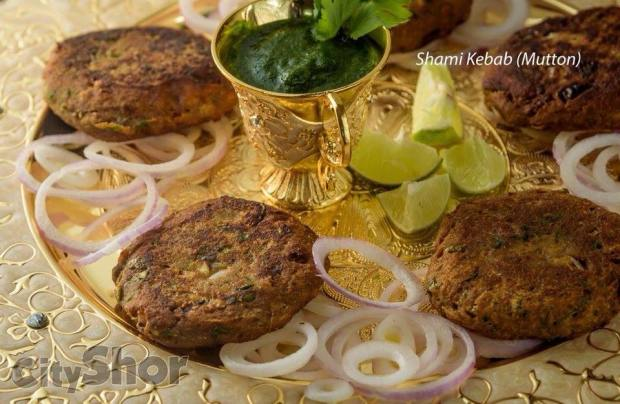 baconbaba roghandaaz shammi kabab