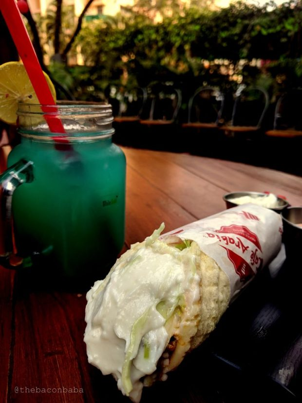 souk baconbaba chicken shawarma