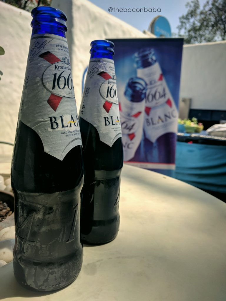 Kronenbourg 1664 Blanc baconbaba